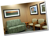 Trinity Mammography Center Healthcare Interior Design Project Portfolio Link