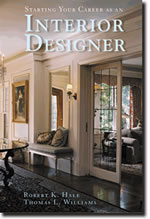 Starting Your Career As An Interior Designer Book