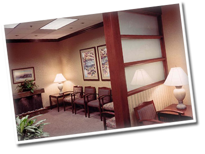 Plastic Surgery Center Waiting Room