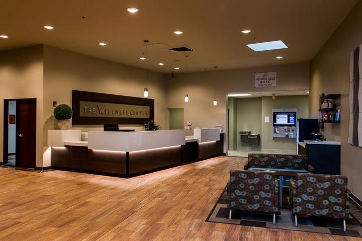 Roseville Health Amp Wellness Center Healthcare Interior