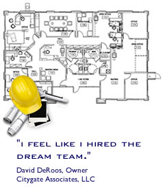 Testimonial from David DeRoos of Citygate Associates, LLC