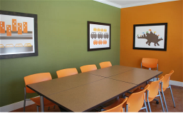 Meeting Room Design - USA Properties Fund Inc. - Copyright Corporate Design Group, Inc.