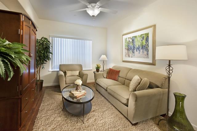Vintage At Laguna Model | Senior Living Interior Design